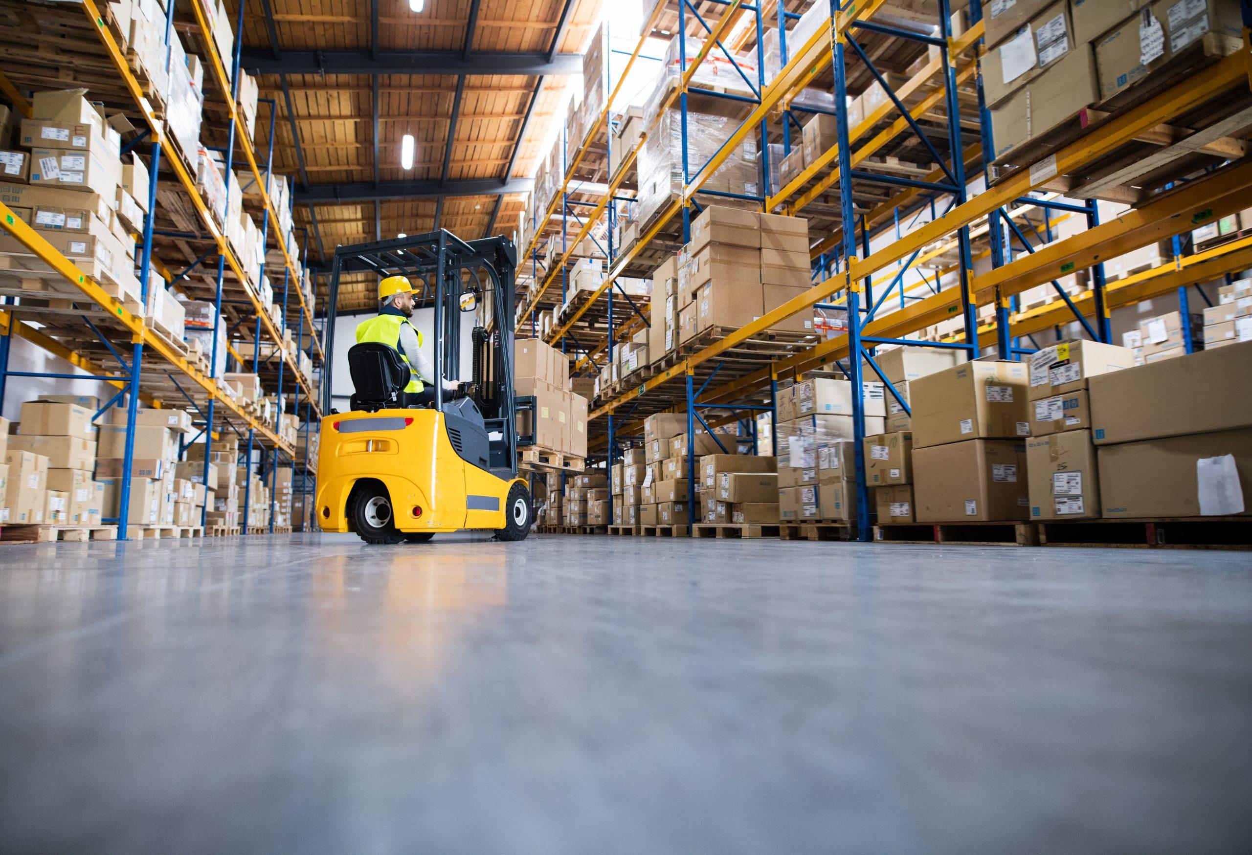 Warehousing and fulfillment